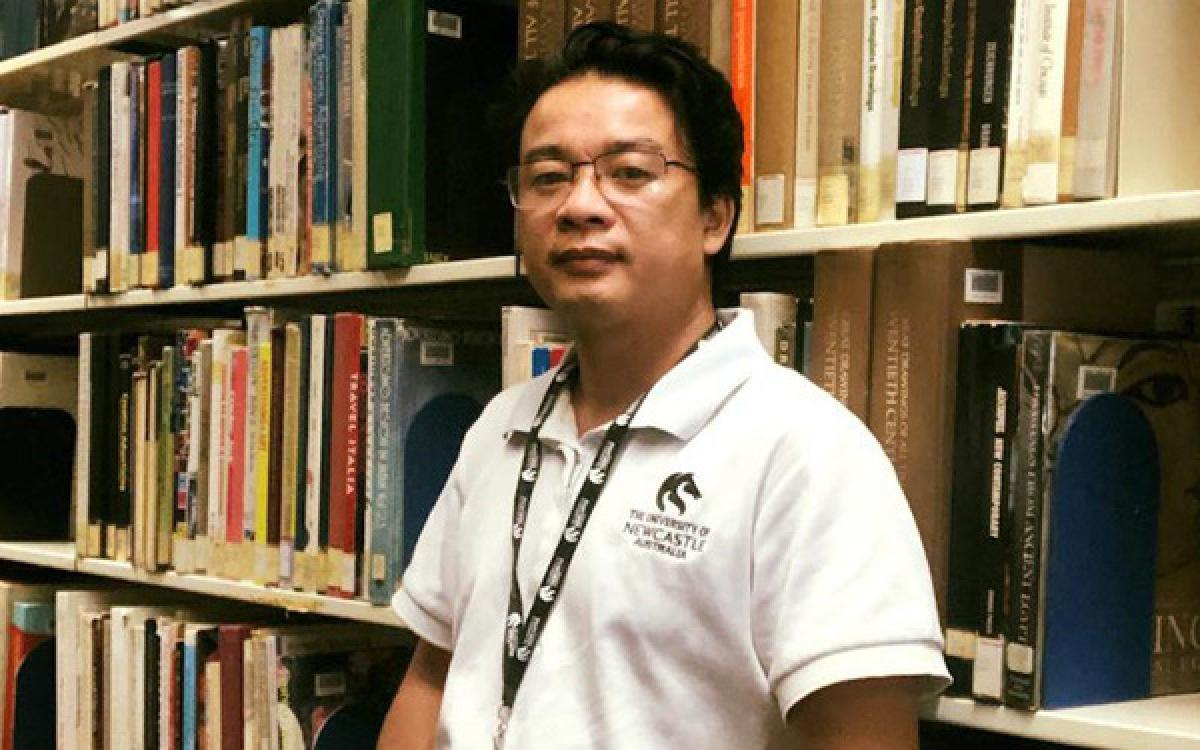 Chuyên gia giáo dục Nguyễn Sóng Hiền, thành viên liên đoàn giáo dục độc lập Australia. (Ảnh: NVCC)