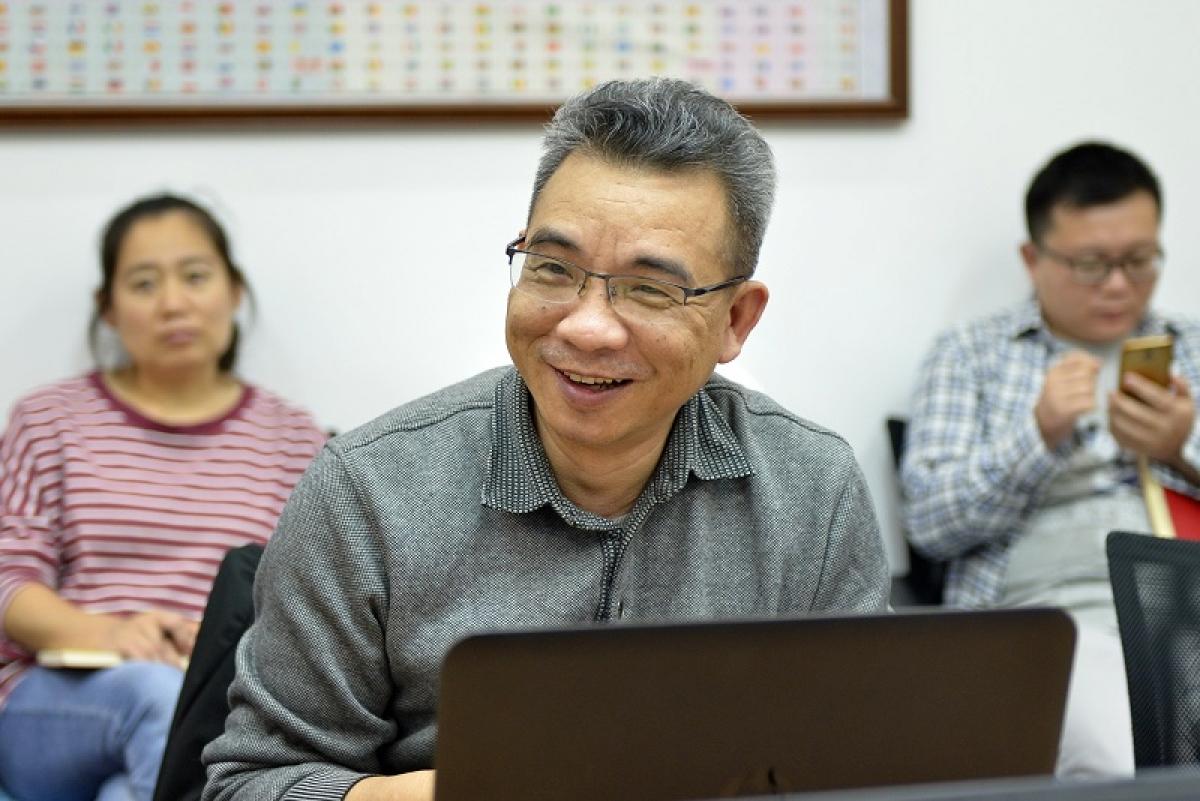 Giáo sư Hoàng Hưng Cầu (Ảnh: NVCC)