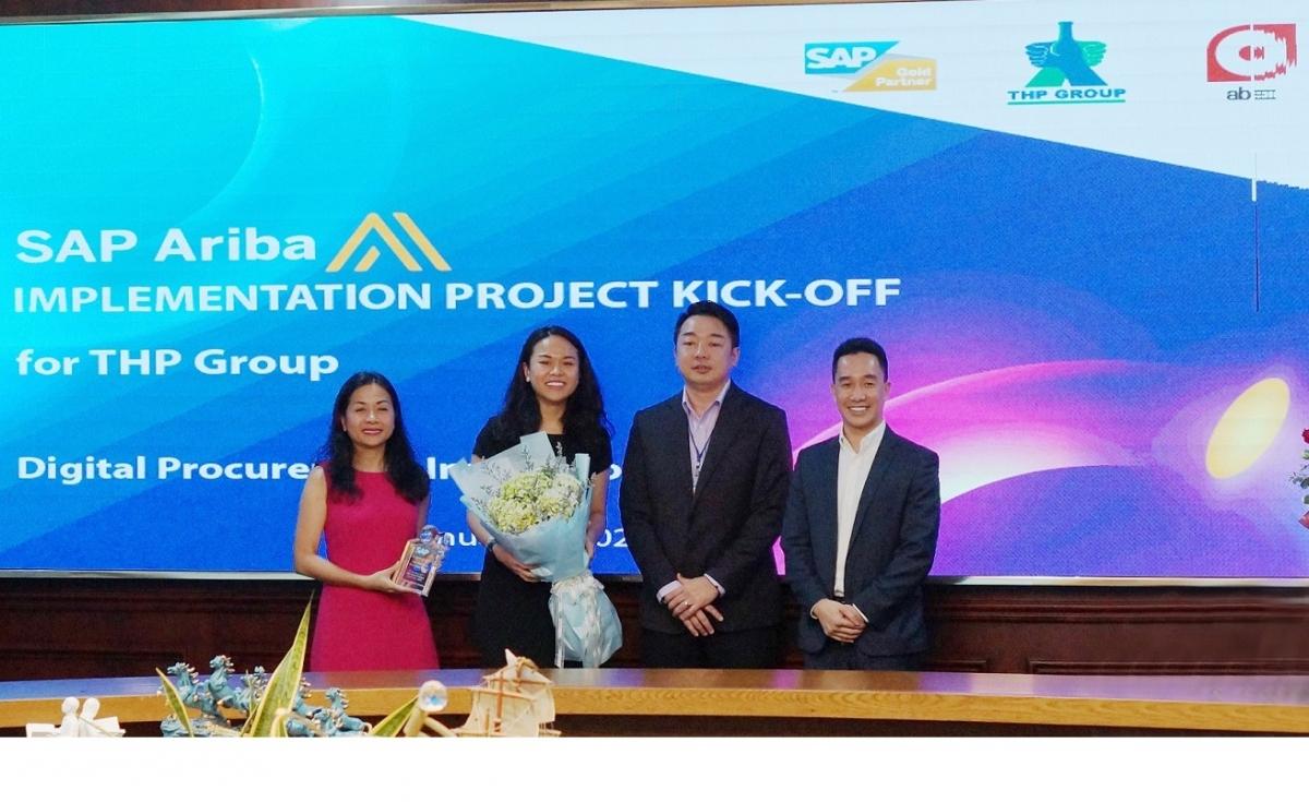 """Buổi kick-off dự án """"Chuyển đổi hoạt động quản trị mua hàng với giải pháp SAP – ARIBA"""""""