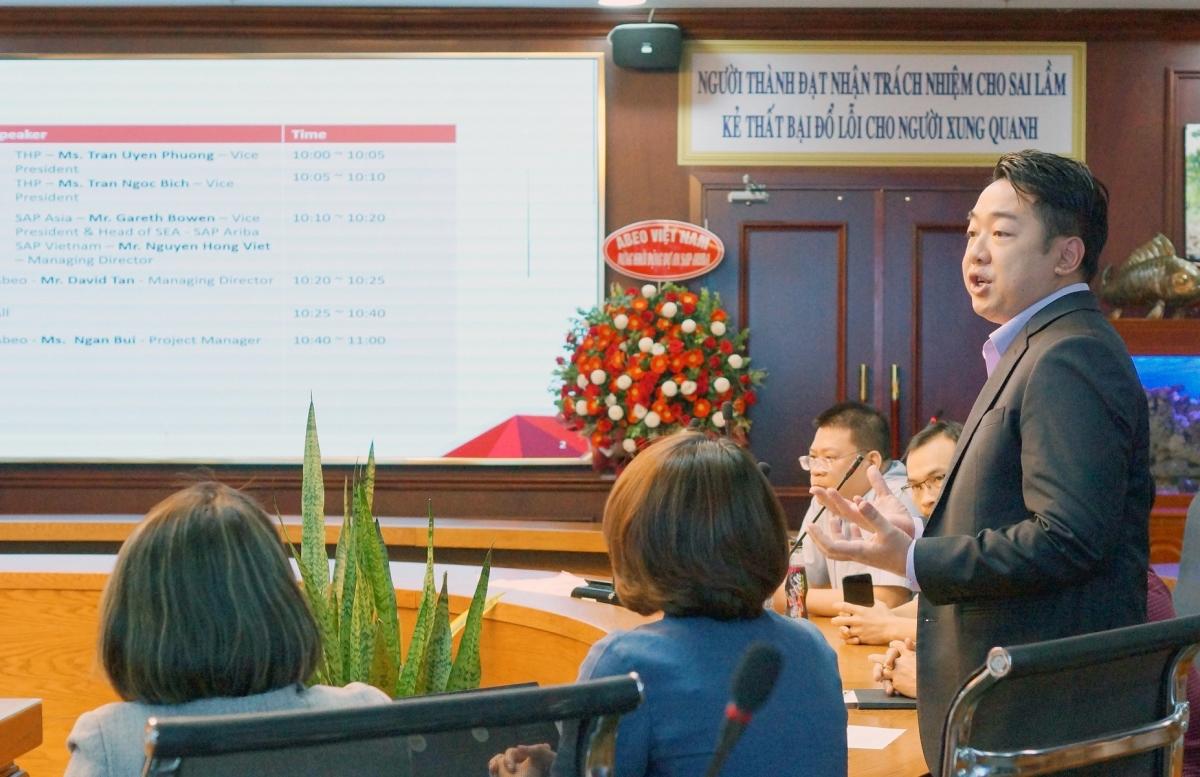Đại diện ABEO Việt Nam chia sẻ về dự án