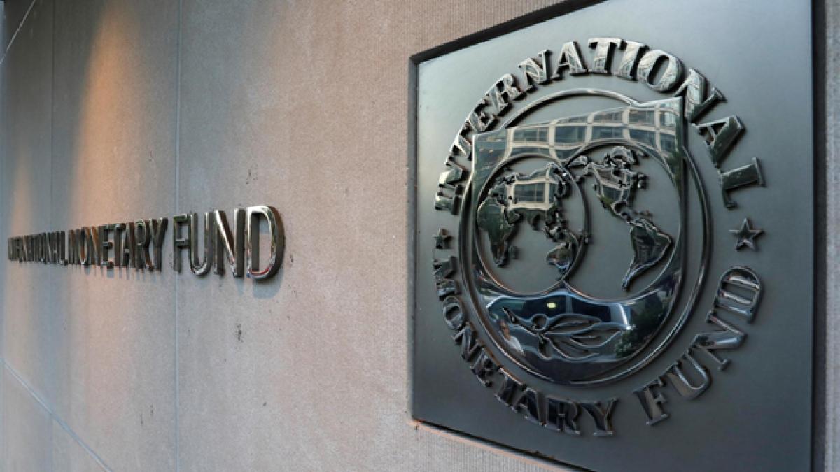 Trụ sở IMF tại Washington. (Ảnh: Reuters)