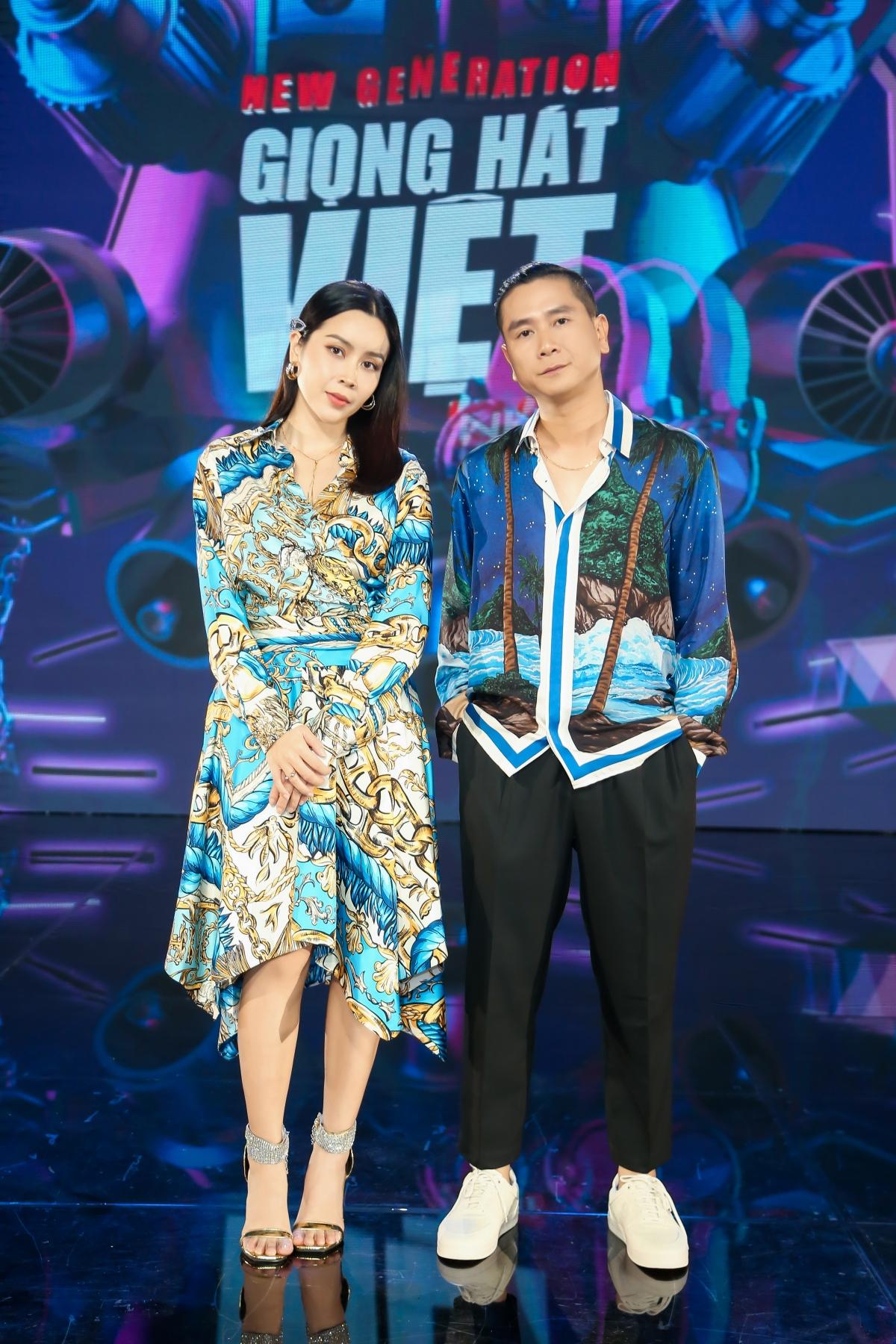 Lưu Hương Giang vô cùng phấn khích khi chứng kiến màn biểu diễn đặc biệt của Duy Long.
