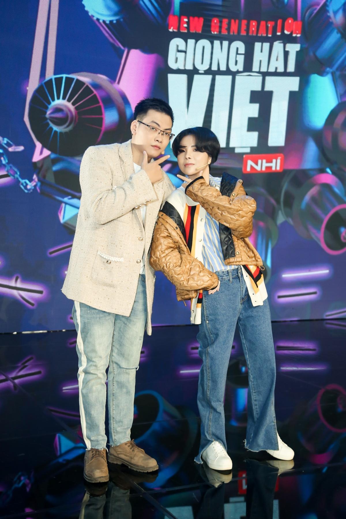 HLV Hưng Cao - Vũ Cát Tườngtìm được thêm 2 tài năng nhỏ tuổi trong tập này.