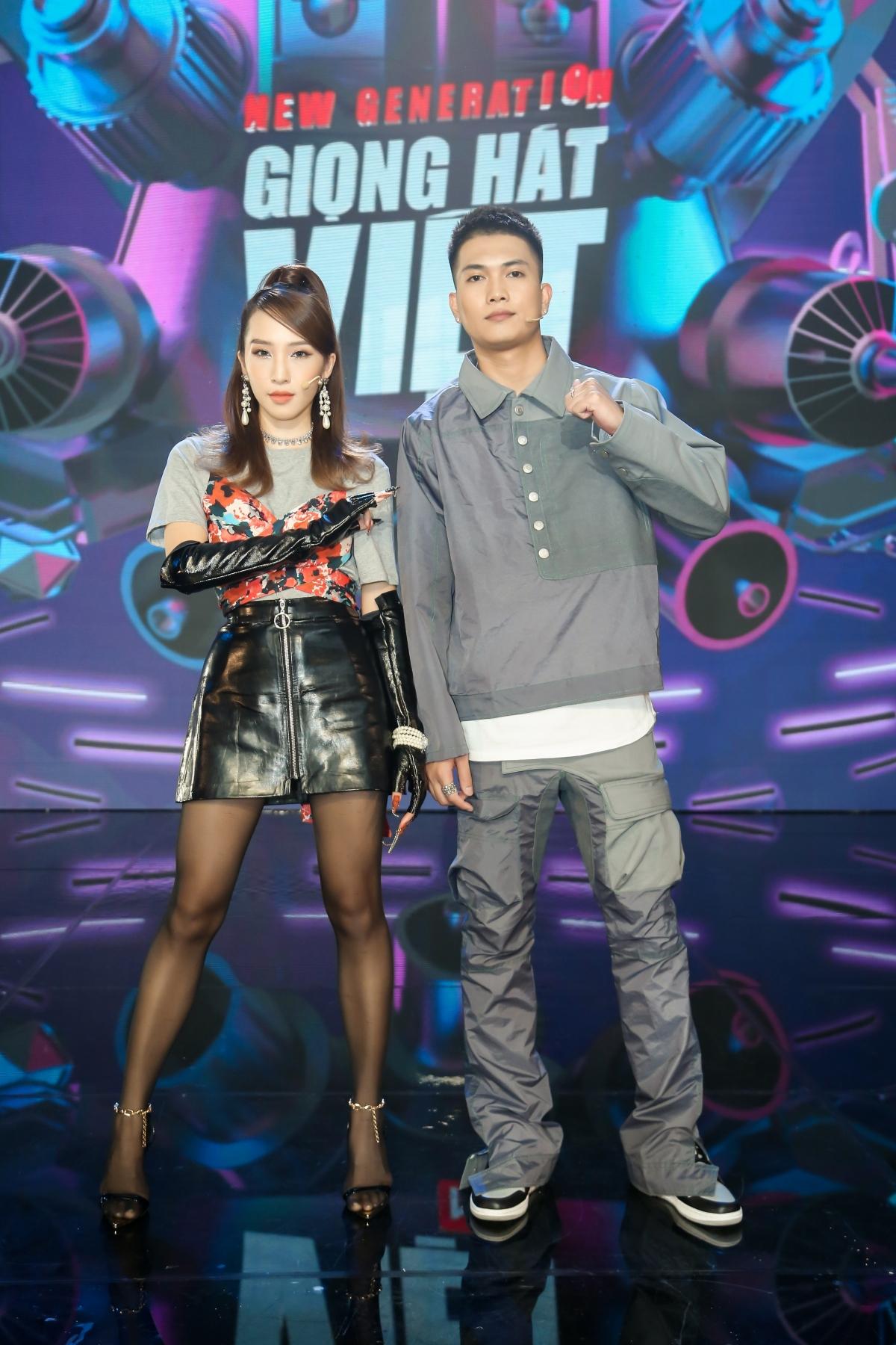 Anh Thư đã chọn về đội BigFamily trong chương trình Giọng hát Việt nhí New Generation 2021.