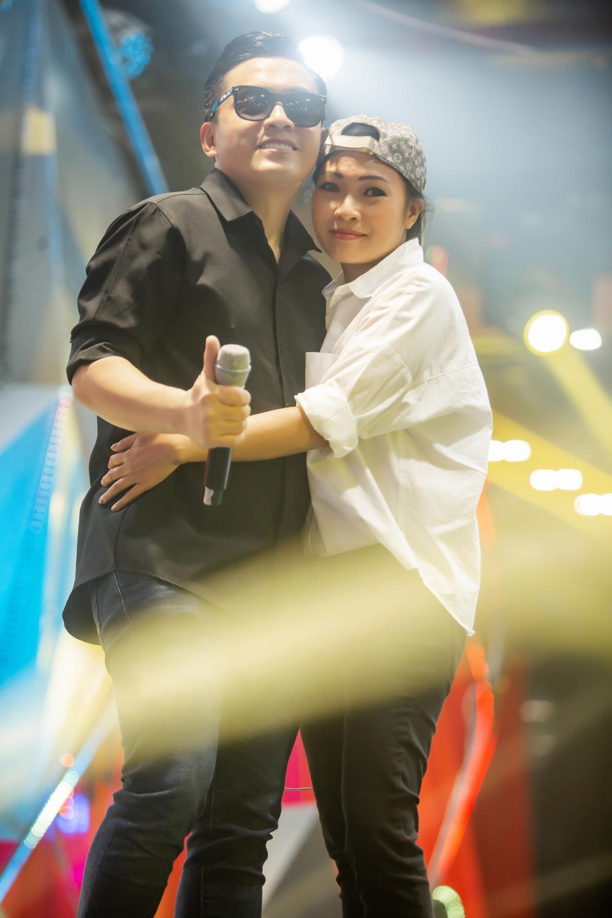 Tình bạn thân thiết của Lam Trường và Phương Thanh.