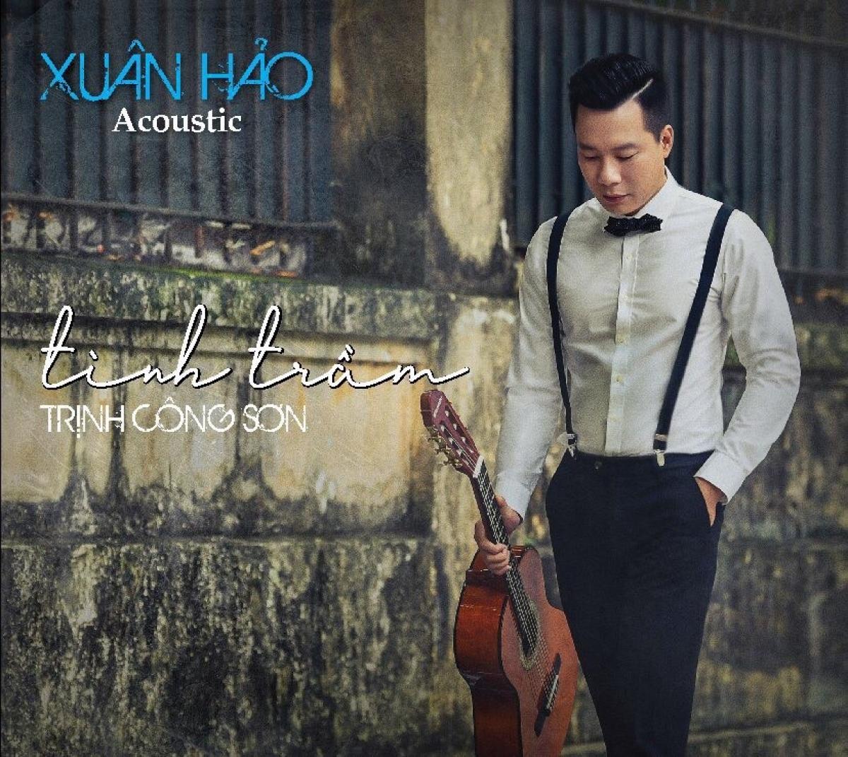 Sao Mai Xuân Hảo phát hành album nhạc Trịnh.