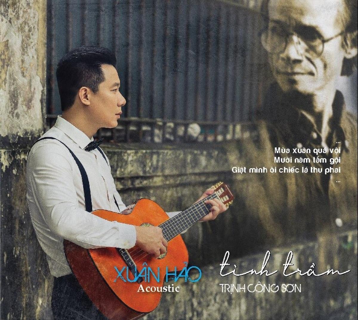 Nam ca sĩ cho biết hát nhạc Trịnh cần có sự thấu hiểu, chiêm nghiệm nhất định.