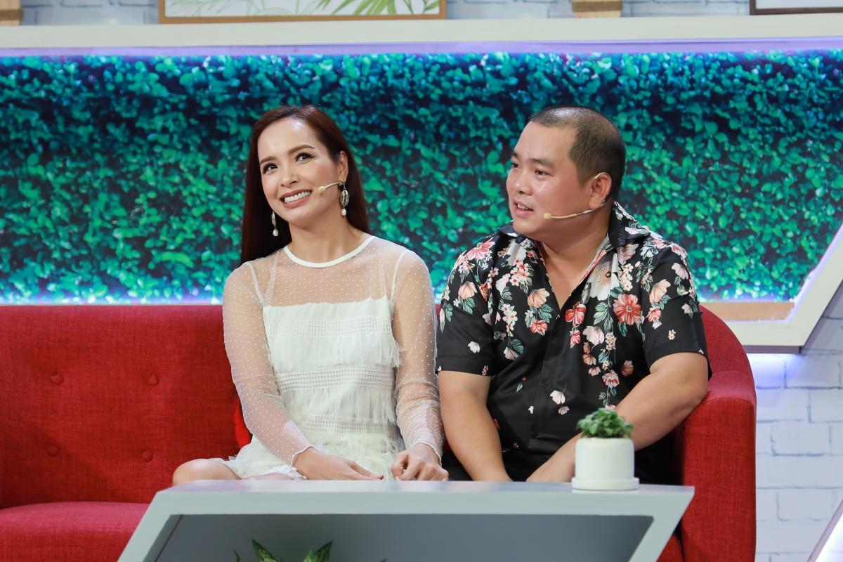 Vợ chồng Thúy Hạnh - Minh Khang