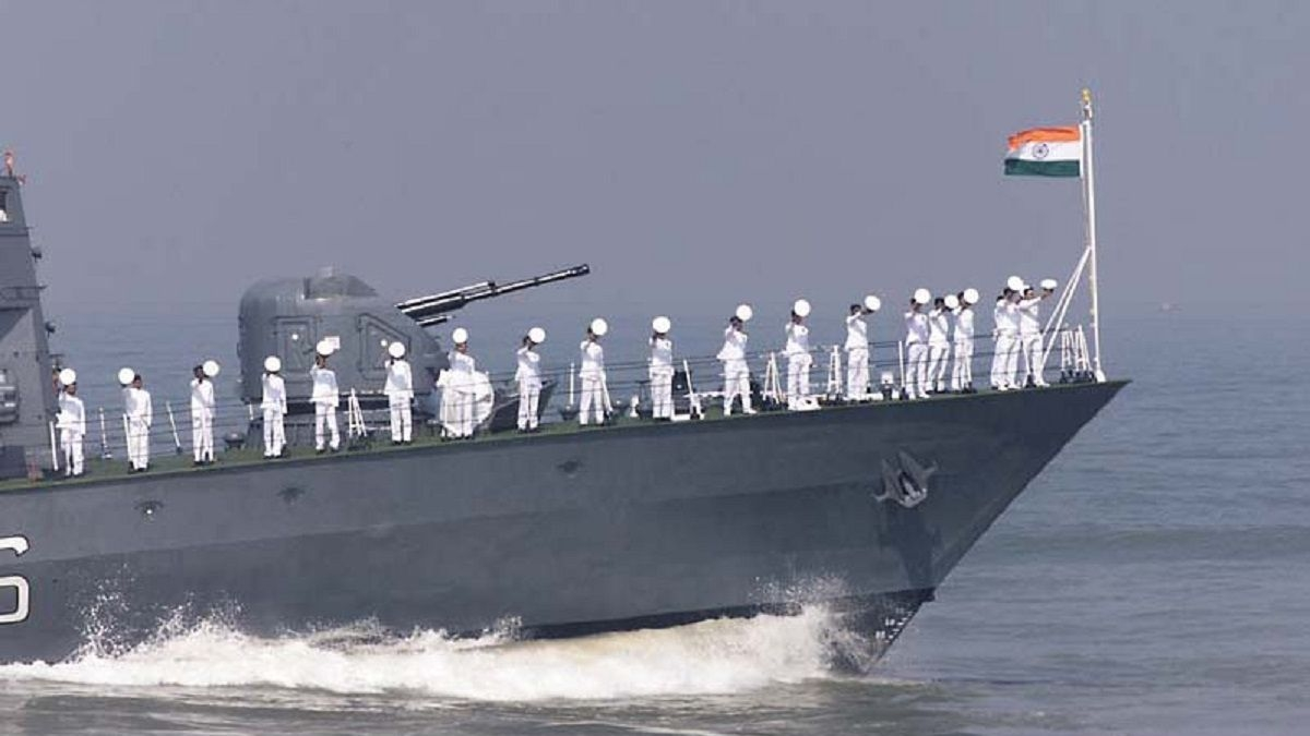 Ảnh minh họa. Nguồn: India Navy.