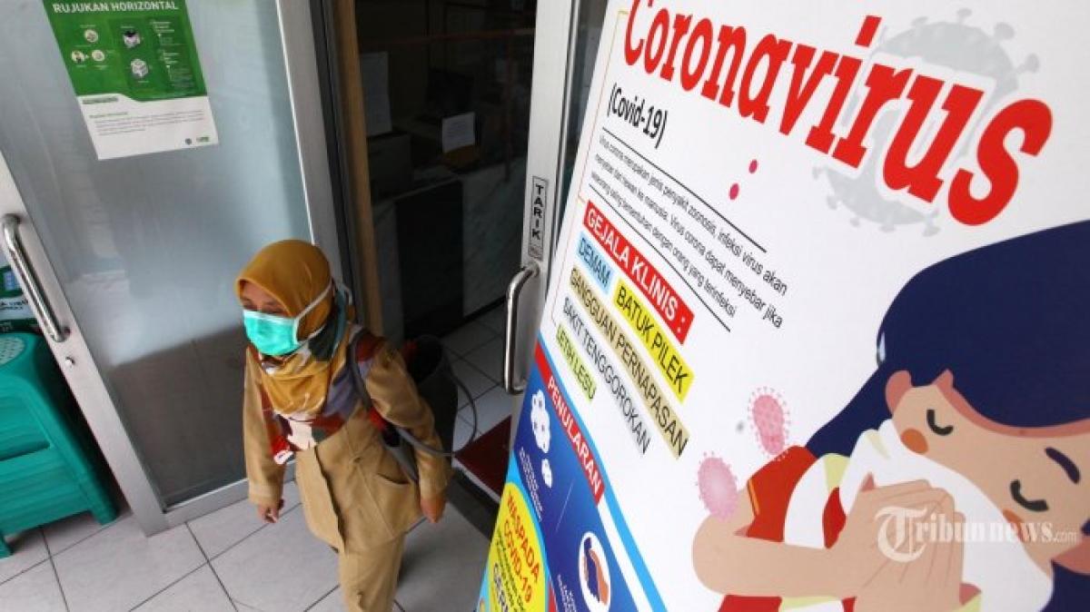 Indonesia đang chờ cấp phép tiêm chủng vaccine Sinovac. Nguồn: Tribunnews
