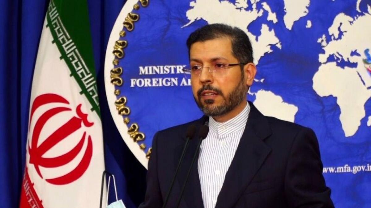 Iran bác bỏ tin đồn về việc thả tàu chở dầu của Hàn Quốc. Ảnh IRNA
