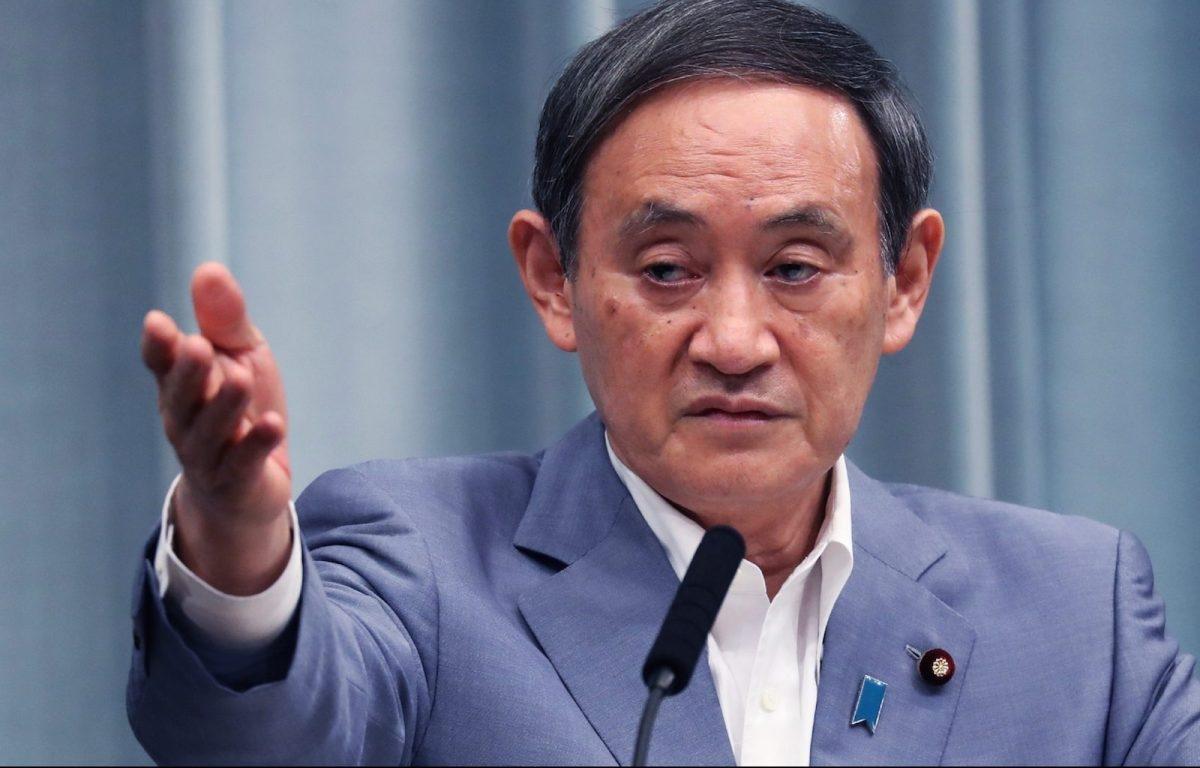 Thủ tướng Nhật Bản Suga Yoshihide. Ảnh: Asia Times.