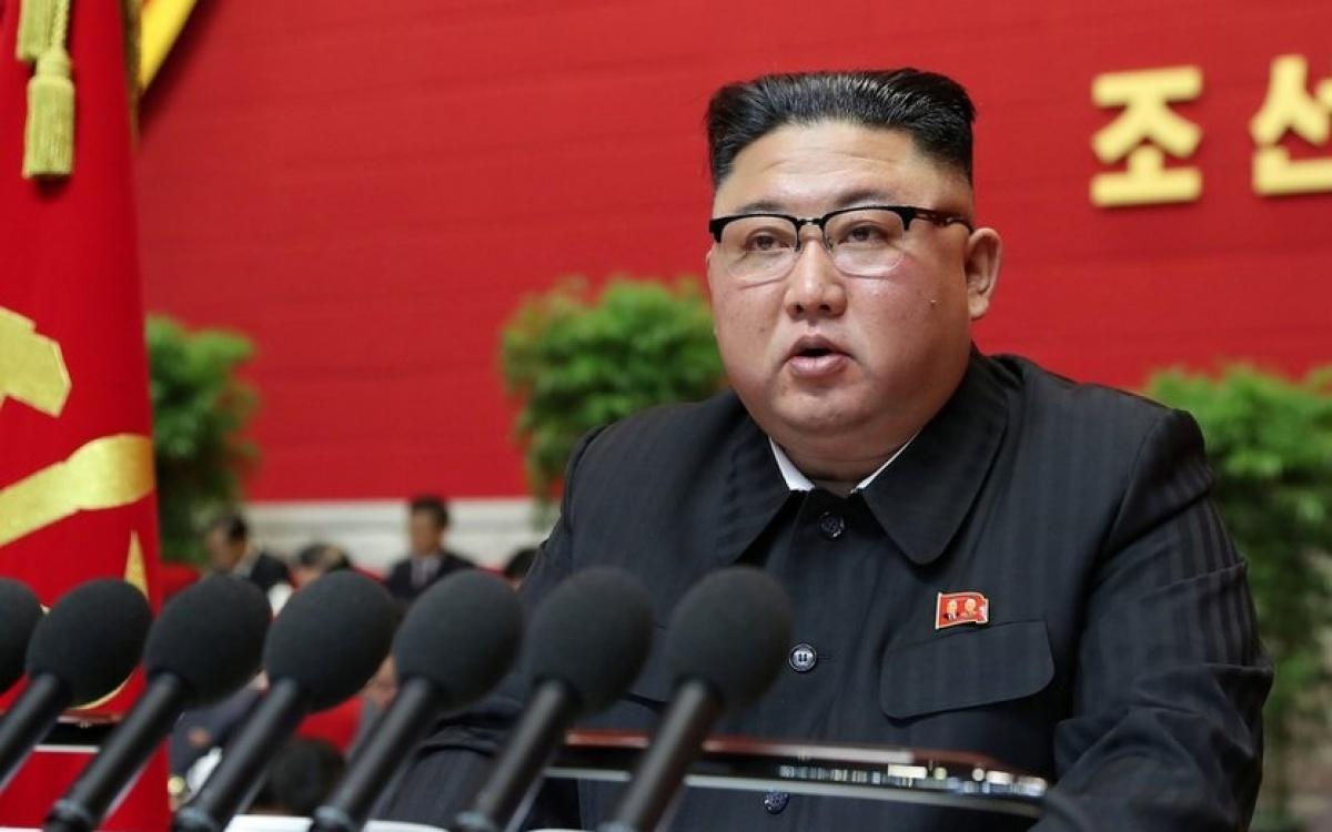 Ông Kim Jong Un. Ảnh: BBC.