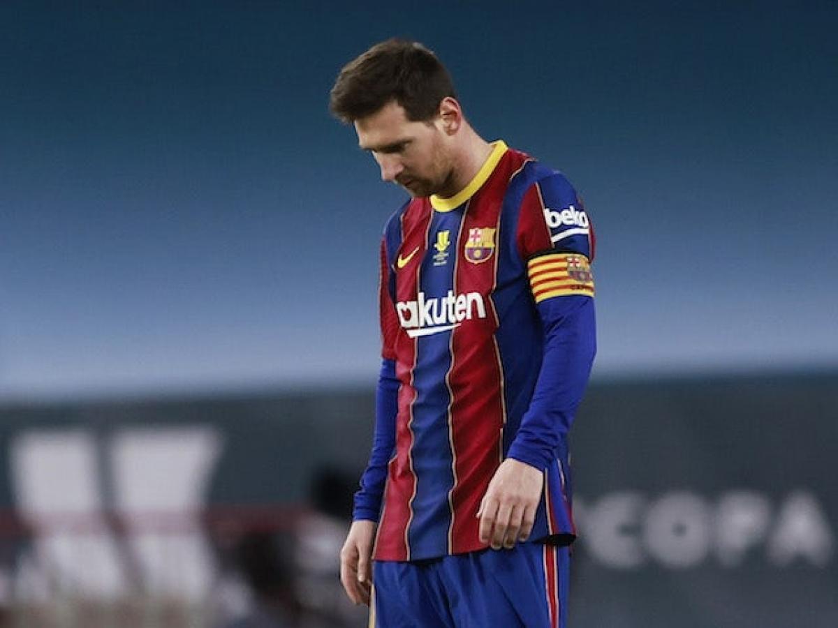 Messi đang học tiếng Pháp (Ảnh: Reuters).