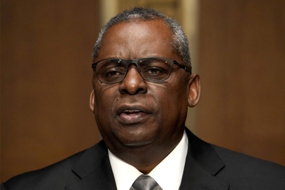 Ông - Lloyd Austin - tân Bộ trưởng Quốc phòng Mỹ (Ảnh: Reuters).