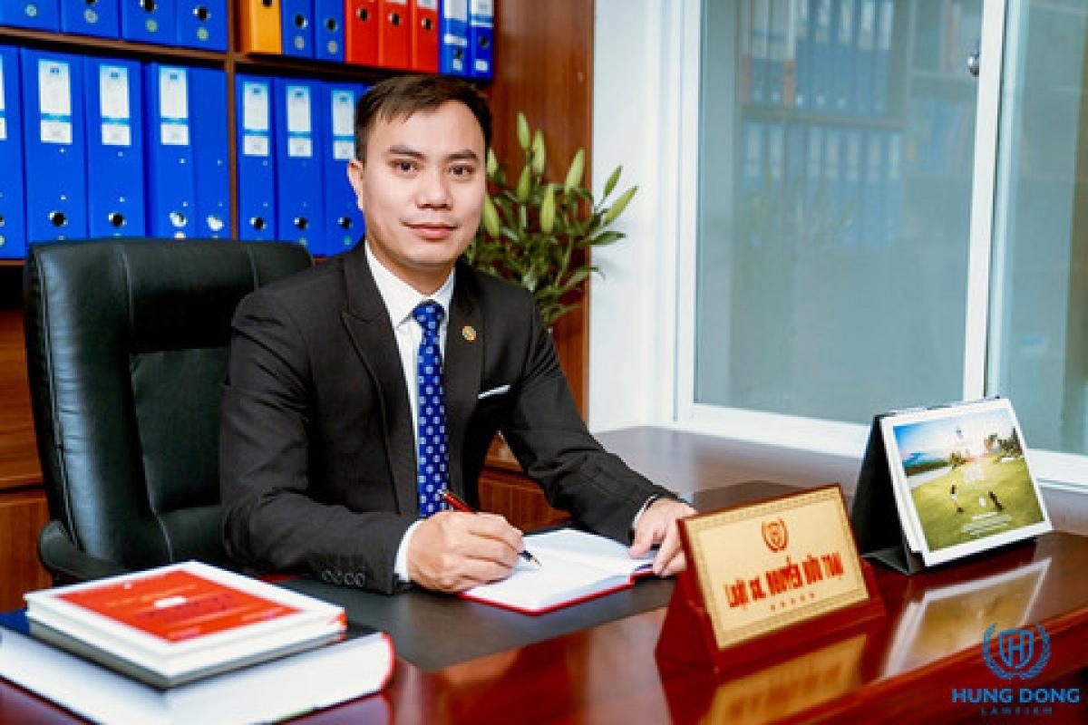 Luật sư Nguyễn Hữu Toại