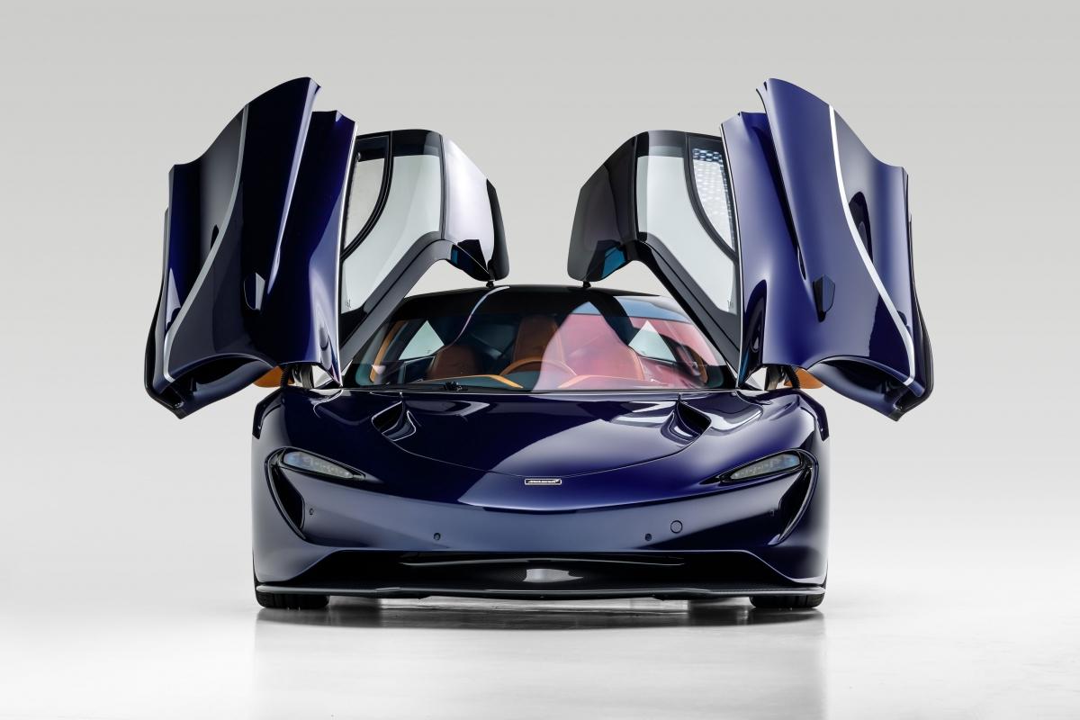 Động cơ điện của McLaren Speedtail sử dụng công nghệ từ xe đua Công thức E, tạo ra 308 mã lực (230 kW), cho phép chiếc xe có được cấu hình hiệu suất cao nhất (bao gồm cả việc tản nhiệt và cách tích hợp) khi so với tất cả các động cơ điện hiện có trên những chiếc xe thương mại ở thời điểm này.