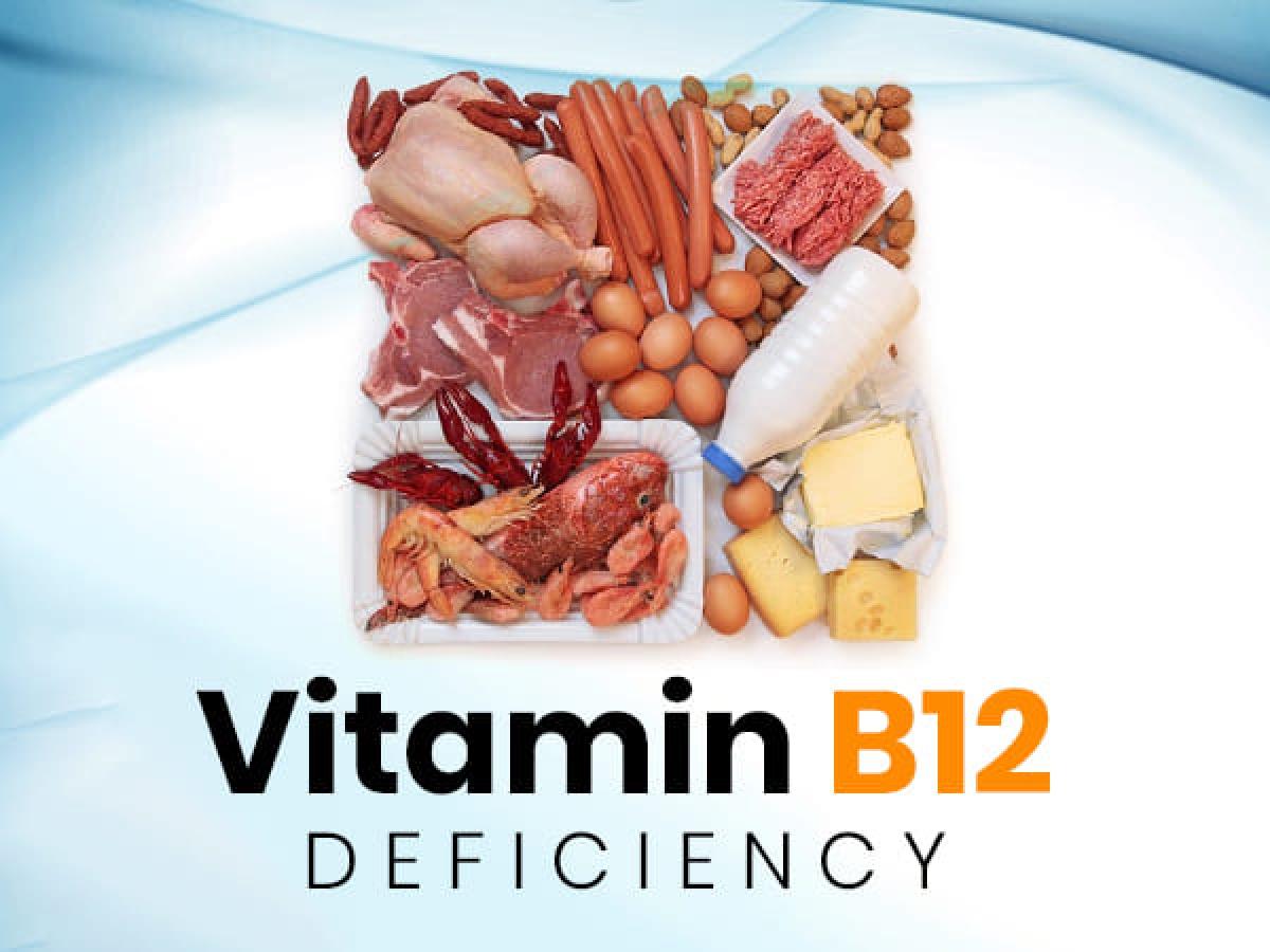 Thiếu vitamin B12: Vitamin B12 là một trong những vitamin quan trọng giúp duy trì mức năng lượng cần thiết cho cơ thể. Thiếu vitamin B12 có thể gây mệt mỏi, suy nhược cơ thể và suy giảm khả năng não bộ.