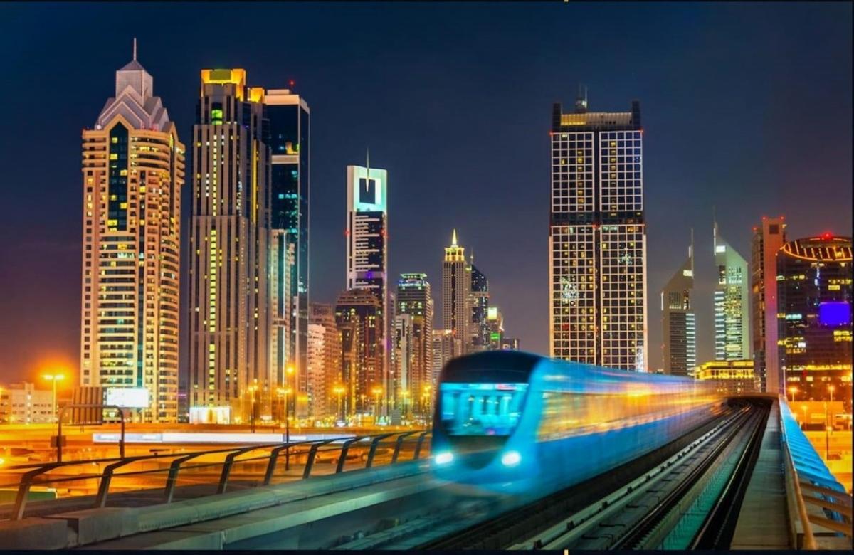 Tuyến Metro tại nhiều nước trên thế giới đóng vai trò quan trọng phát triển đô thị và tiềm năng tăng giá bất động sản.