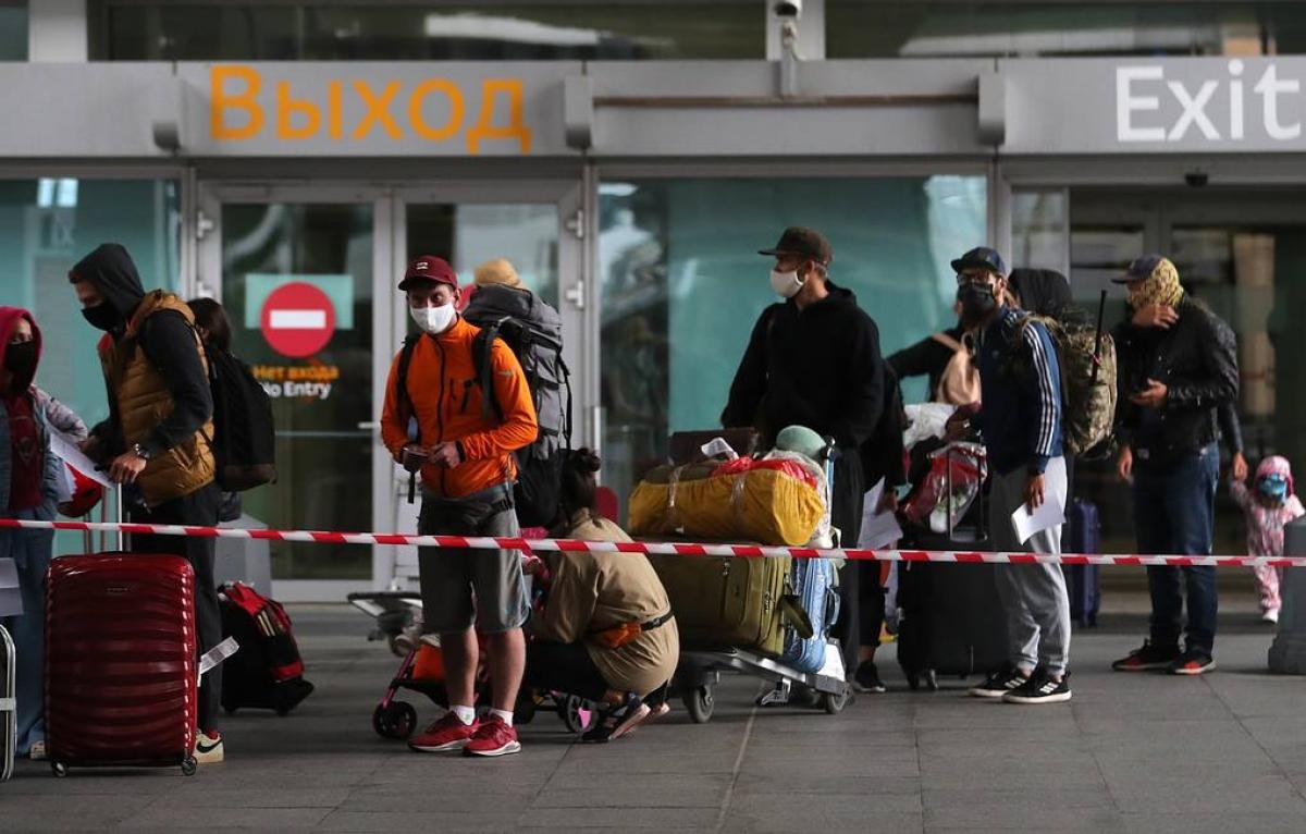 Bộ Nội vụ Phần Lan thông báo rằng, nước này sẽ không mở cửa biên giới cho khách du lịch đến từ Nga, bất chấp việc nối lại các chuyến bay giữa nước cộng hòa này và Liên bang Nga. Ảnh: Tass