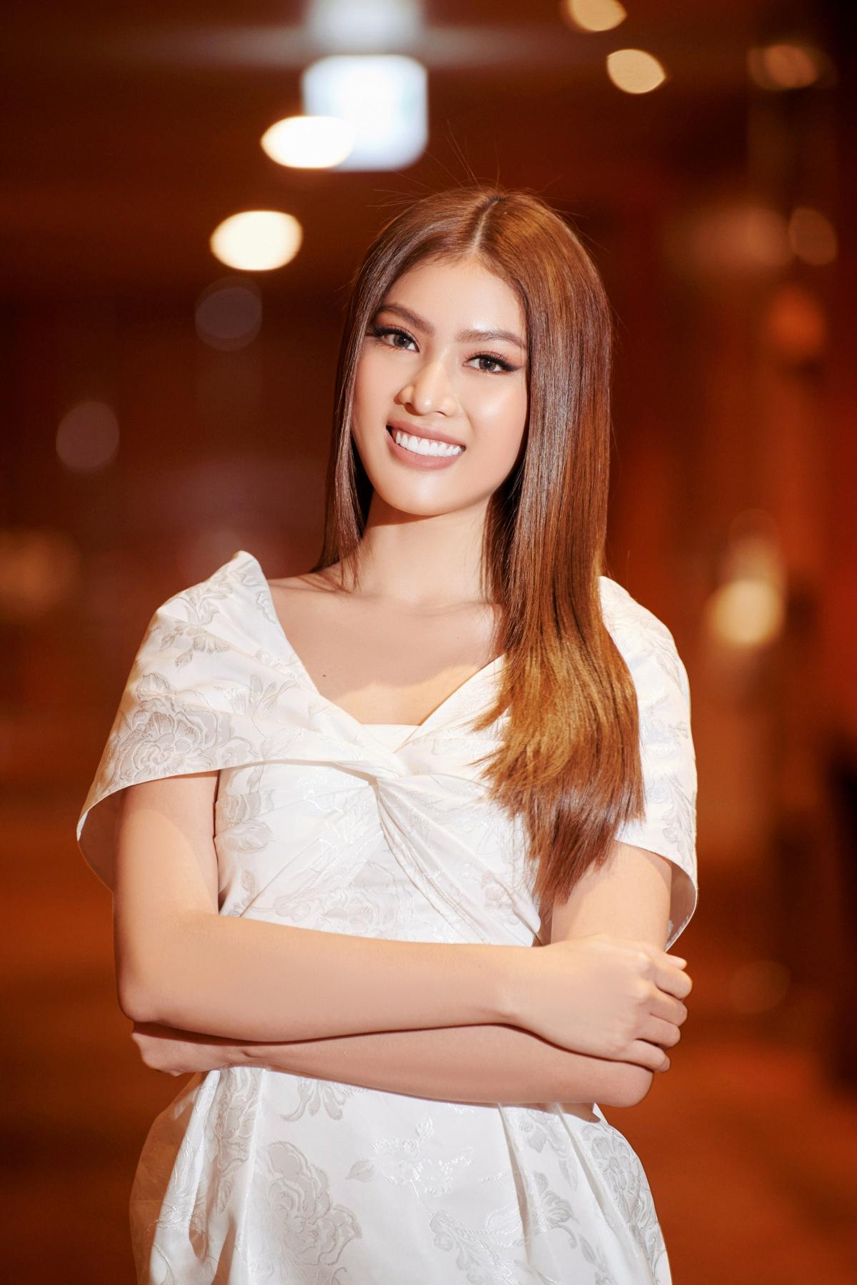 Sở hữu gương mặt và hình thể đẹp chuẩn quốc tế, Ngọc Thảo là lựa chọn sáng giá hàng đầu, được kỳ vọng trở thành đại diện Việt Nam tham dự cuộc thi Miss Grand International 2021.