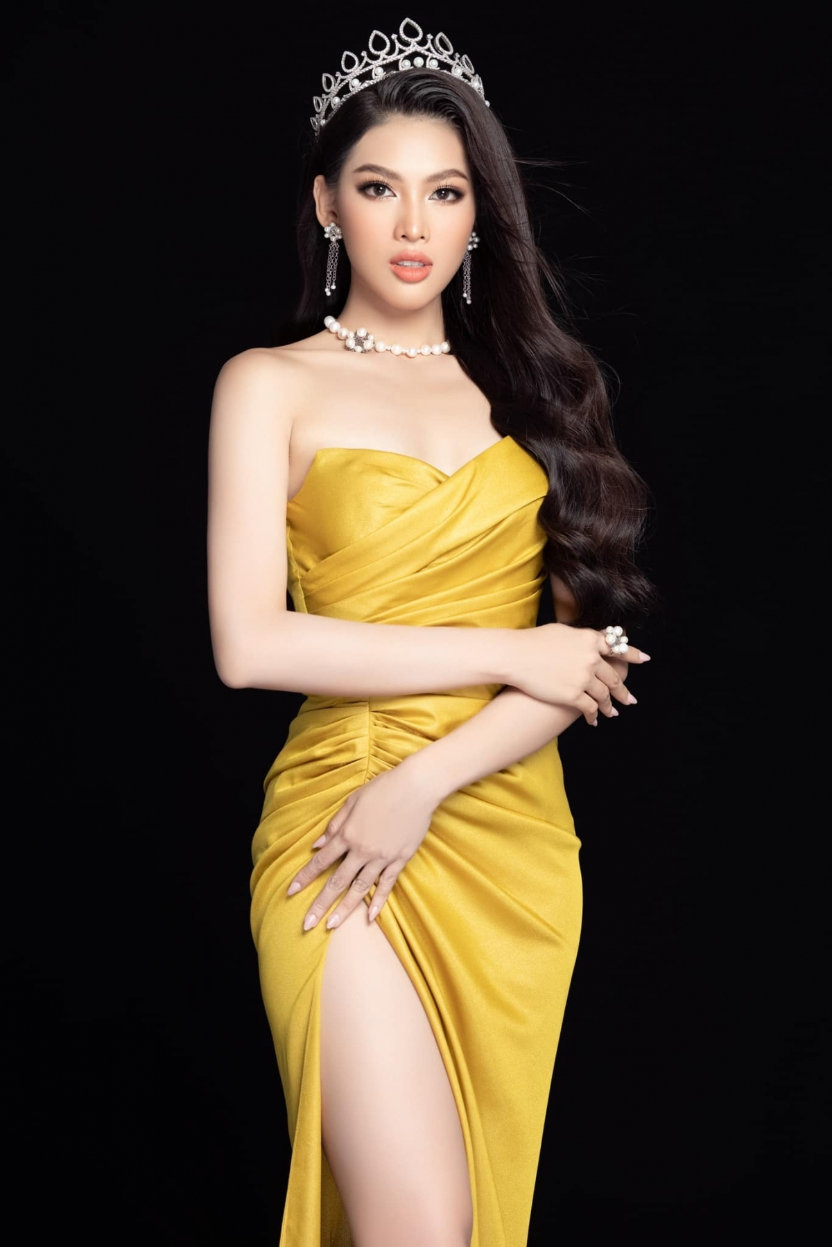 Ngoc Thao, second runner-up at Miss Vietnam 2020, willcompete at Miss Grand International