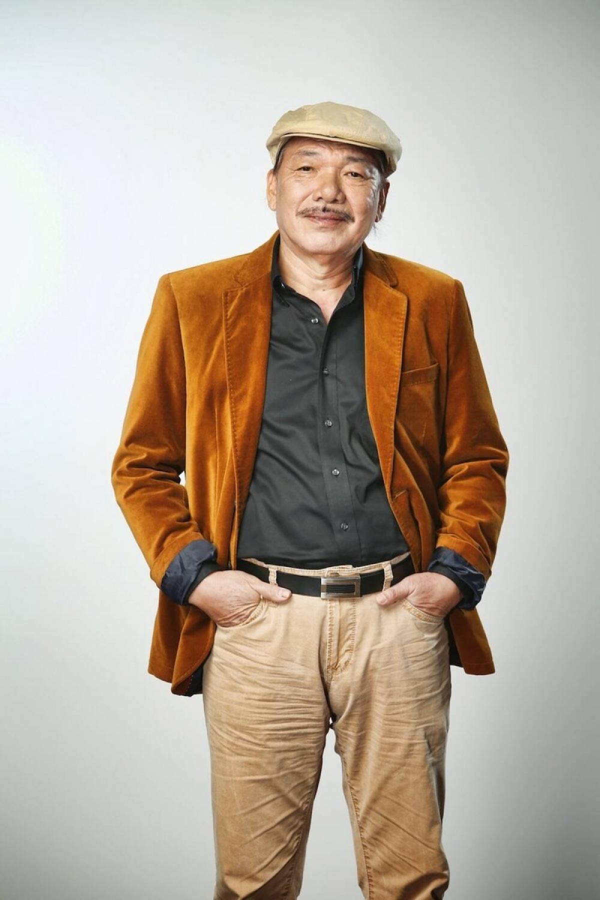 Nhạc sĩ Trần Tiến.