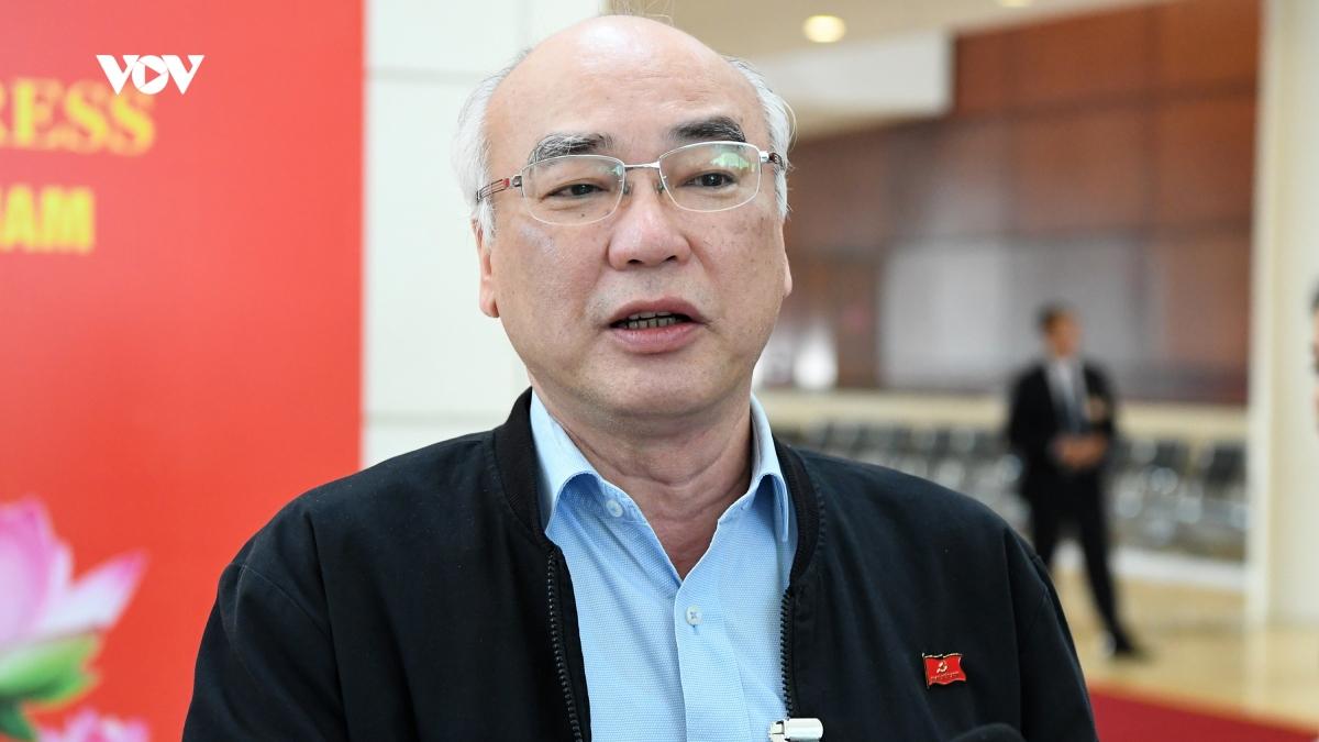 Đại biểu Phan Nguyễn Như Khuê- Trưởng Ban Tuyên giáo Thành uỷ TPHCM