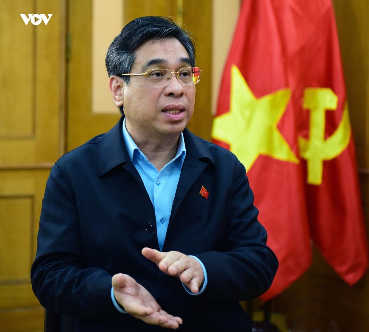 Ông Nguyễn Phước Lộc – Phó Trưởng Ban Dân vận Trung ương