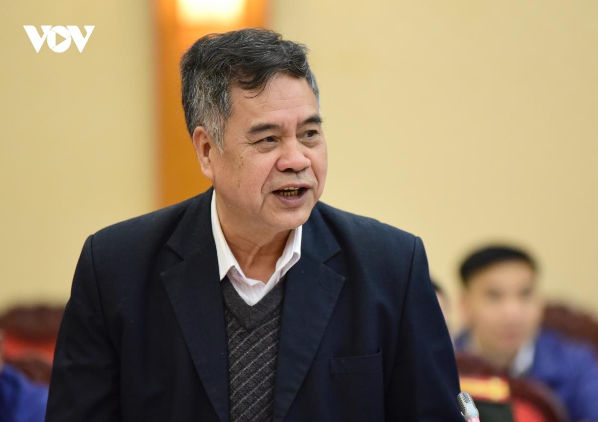 PGS.TS Nguyễn Viết Thông cho rằng, kiểm soát quyền lực để phòng, chống tham nhũngcần tập trung vào công tác cán bộ.