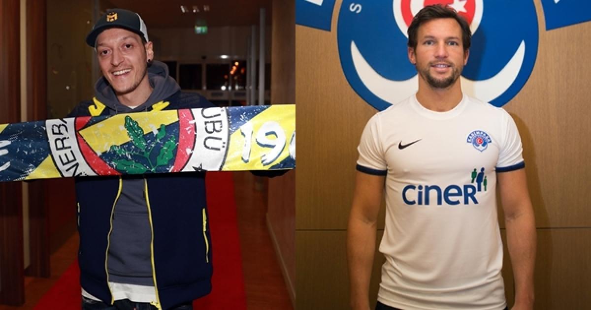 Mesut Ozil và Danny Drinkwater nối gót nhau rời Premier League sang Thổ Nhĩ Kỳ chơi bóng