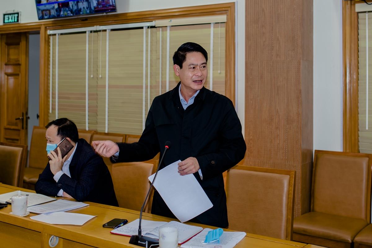 Ông Nguyễn Thái Hòa - PGĐ Sở Văn hóa - Thể thao và Du lịch tỉnh Lào Cai.