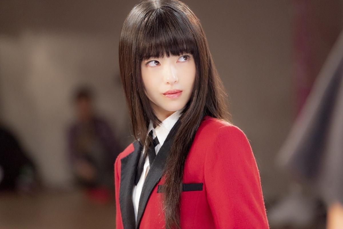 Và có sự tham gia diễn xuất của nữ diễn viên Minami Hamabe.