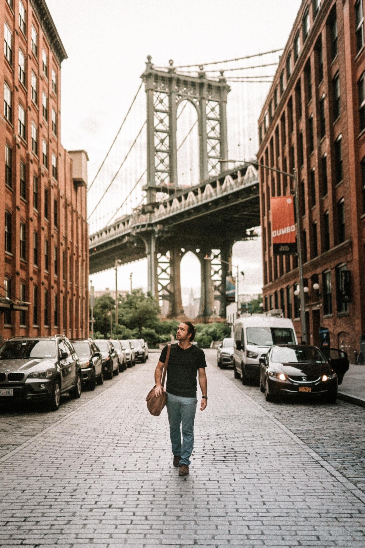 Hãy chọn những địa điểm bạn muốn ghé thăm nhất, thay vì cố gắng đi đến mọi nơi.Nguồn: Pexels