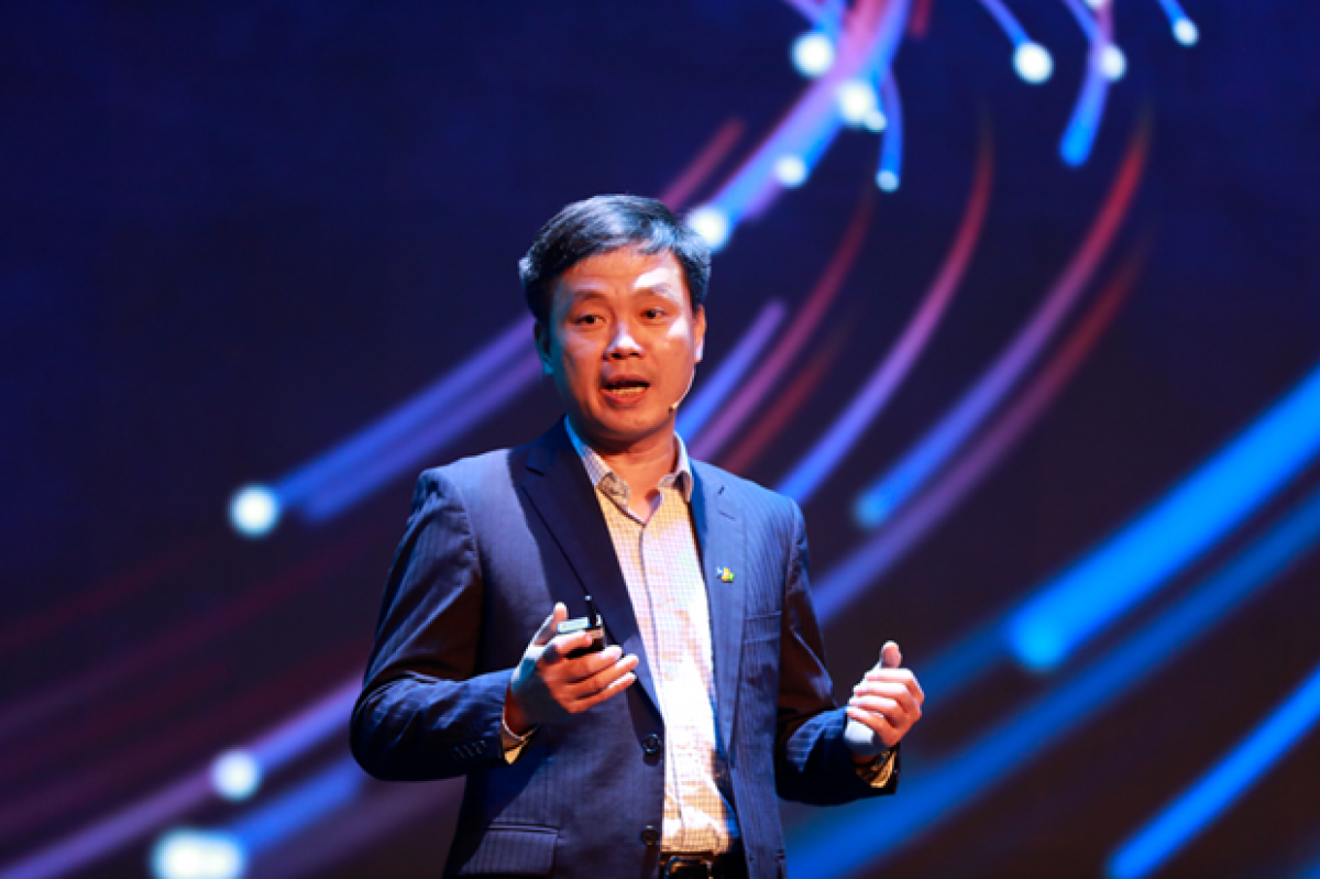 FPT Software CEO Pham Minh Tuan (Photo: FPT)