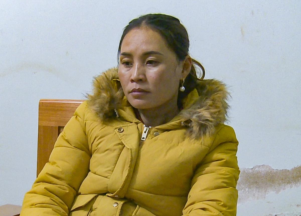 Trong qua trình bắt giữ, đối tượng Nguyễn Thị Hải đã có hành vi đưa hối lộ tổ công tác.
