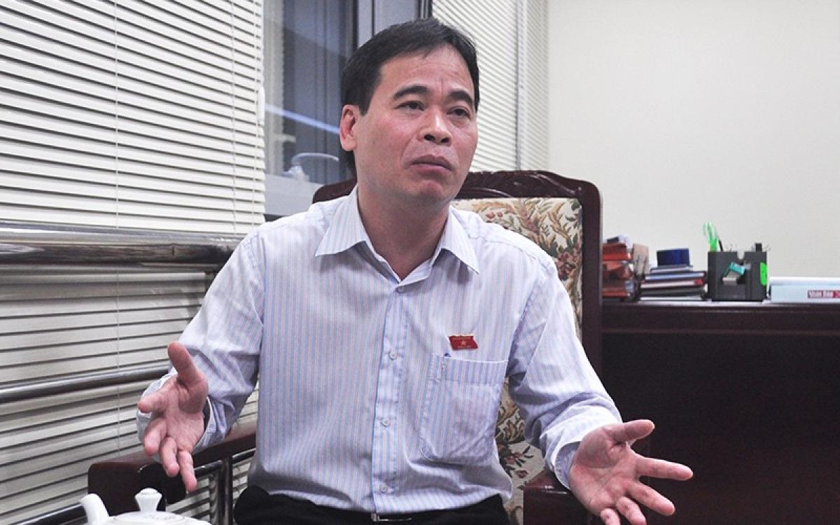 Ông Nguyễn Mạnh Cường