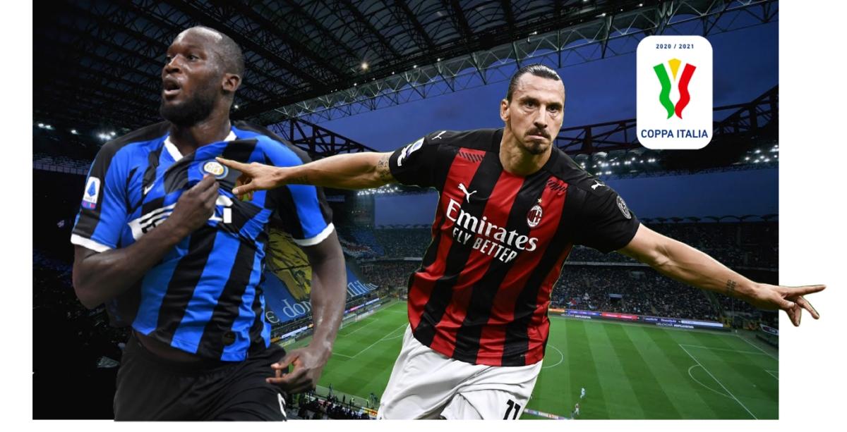 Trận đấu giữa Inter Milan và AC Milan trong khuôn khổ Cúp Quốc gia Italy sẽ là trận đấu đáng chú ý nhất đêm nay (26/1/2021).