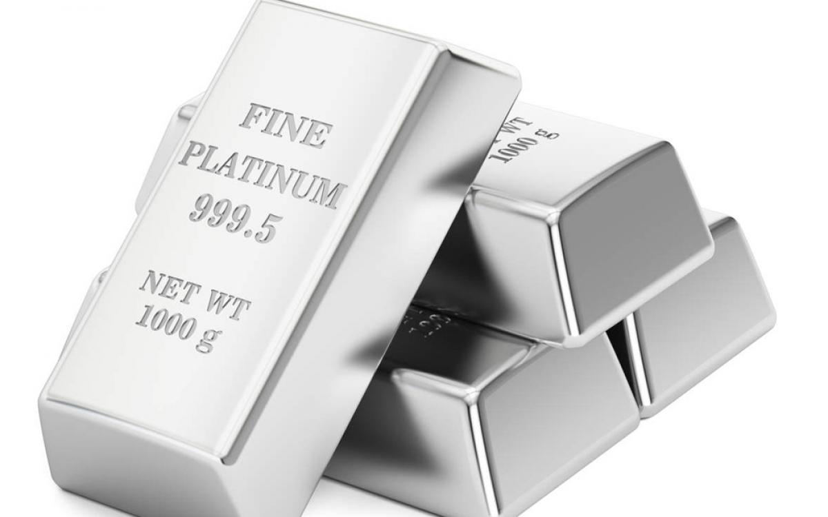 Bạch kim trở thành kênh hấp dẫn đối với nhà đầu tư.