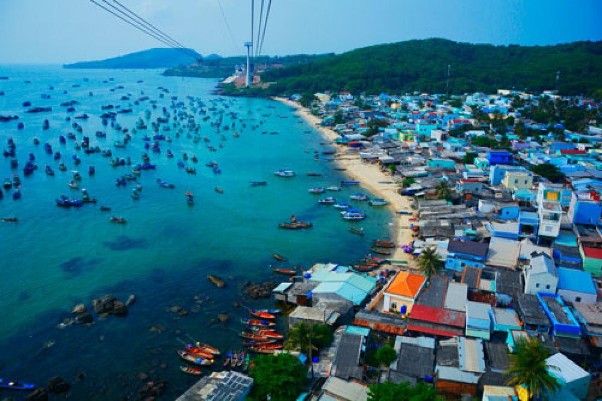Tiềm năng phát triển du lịch ở Phú Quốc là rất lớn.