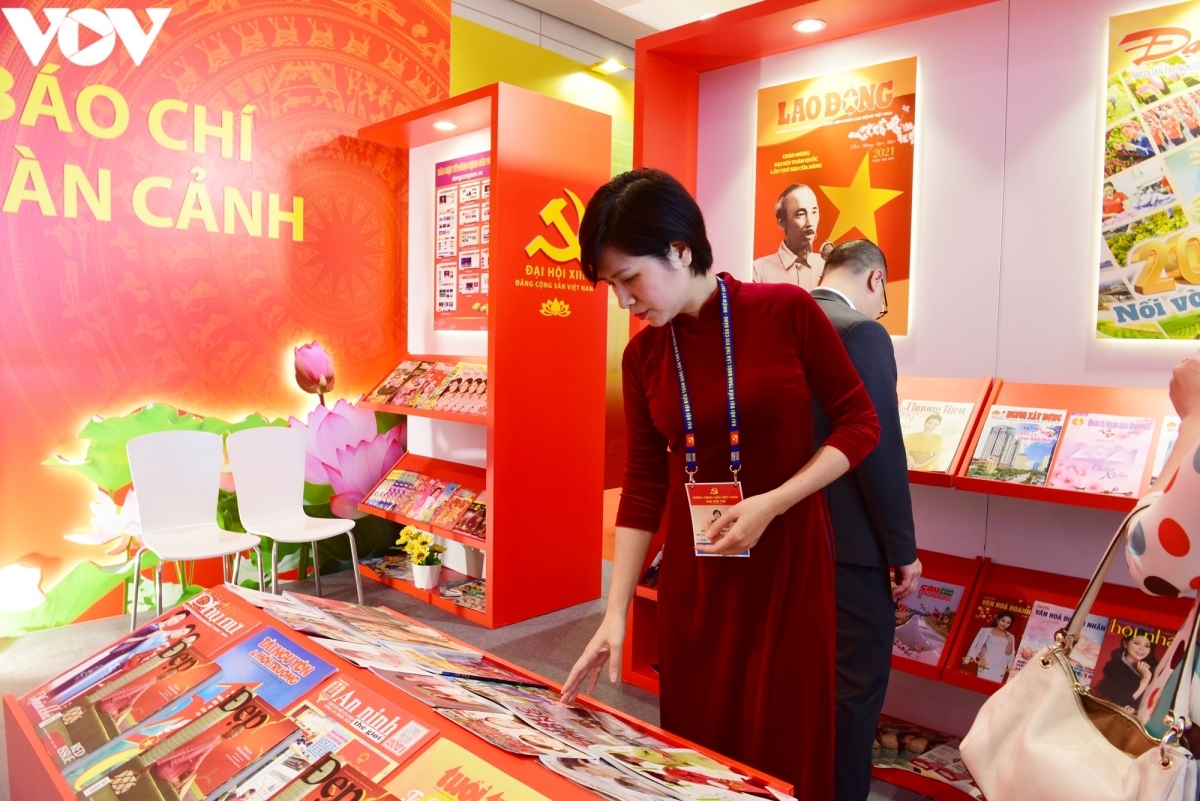Covering an area of 300 square metres, the exhibition will see the participation of news agencies, radio and TV stations, and over 30 publishers.