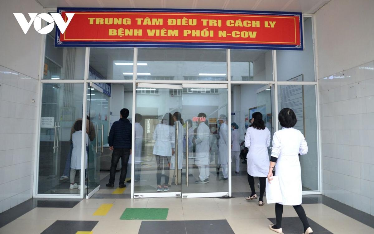 Bệnh viện cách ly số 2 Quảng Ninh.