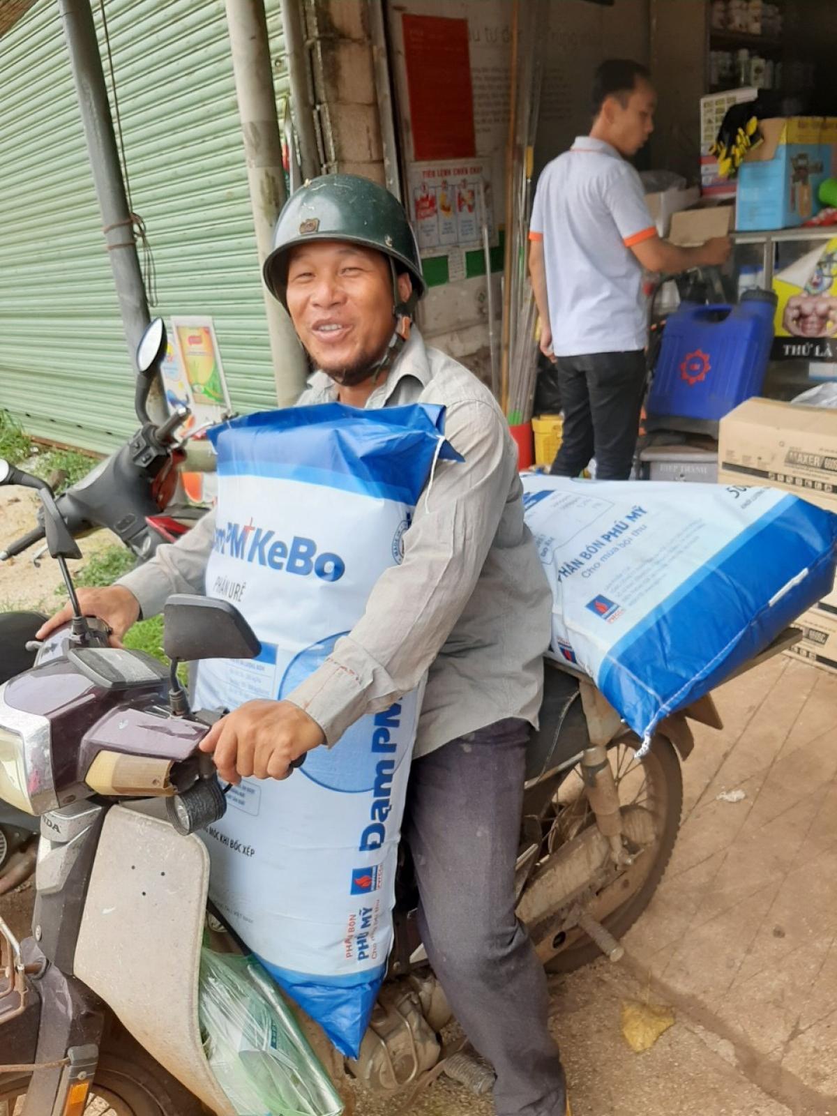 Đạm Phú Mỹ + KeBo được người dân đón nhận