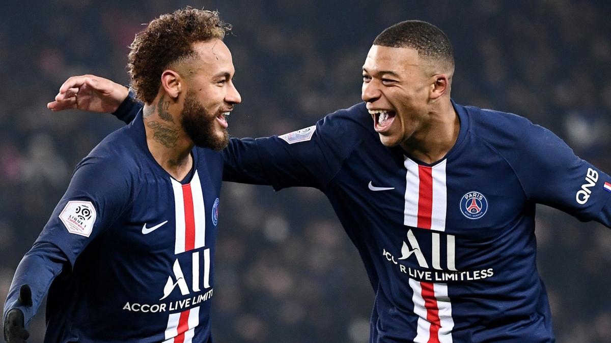 Neymar và Mbappe đang được hưởng đãi ngộ cực cao ở PSG. (Ảnh: Getty).