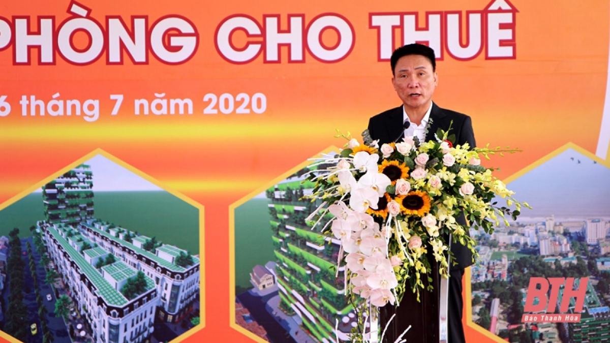 Ông Nguyễn Mạnh Hải - Chủ tịch Hội đồng Quản trị, Tổng Giám đốc Thịnh Phát Group