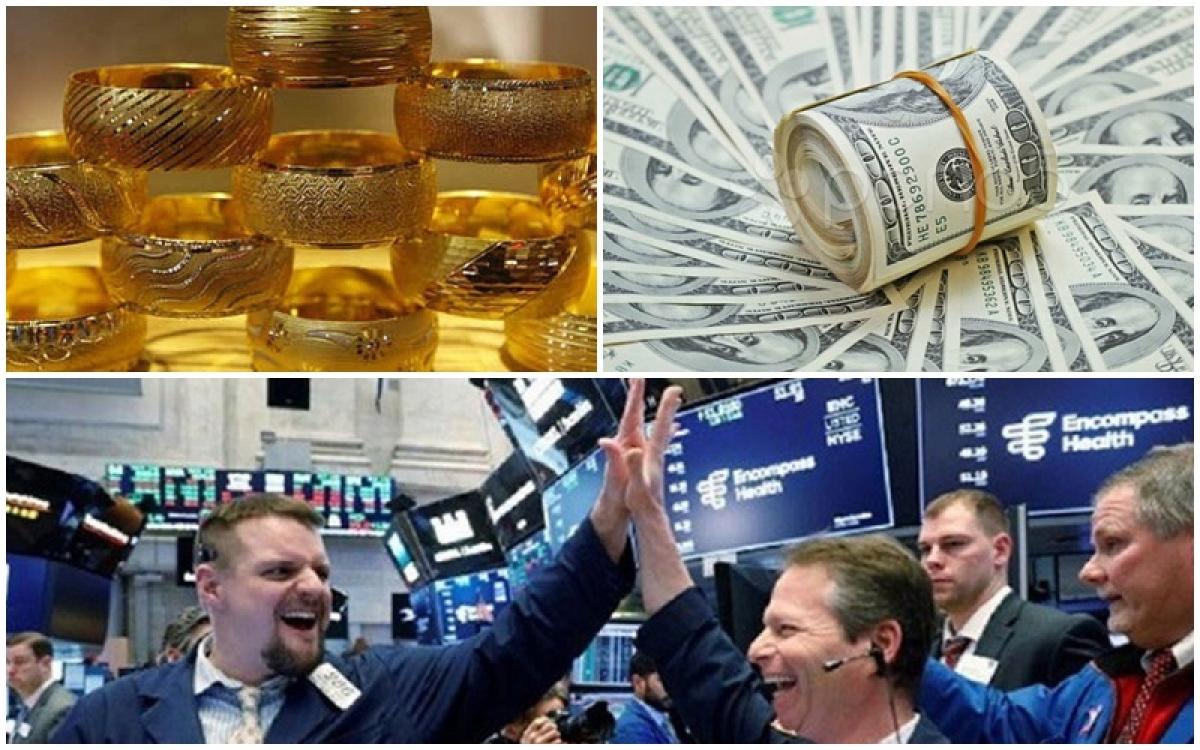 Thị trường vàng, usd và chứng khoán biến động mạnh sau khi Mỹ có Tổng thống mới. (Ảnh minh họa)