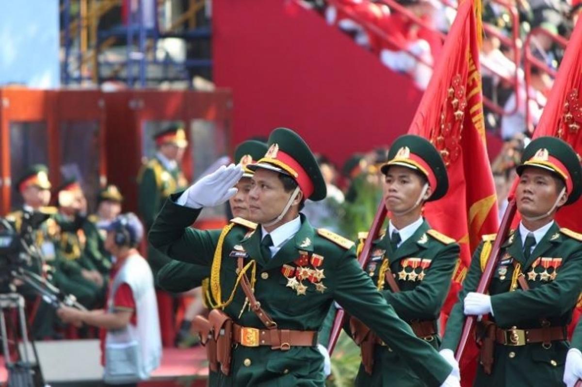 Kỷ niệm 40 năm giải phóng miền Nam, thống nhất đất nước