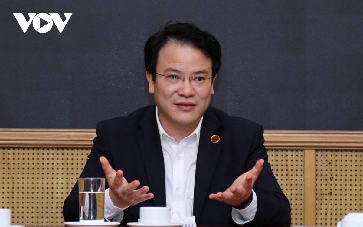 Thứ trưởng Bộ KH&ĐT Trần Quốc Phương.