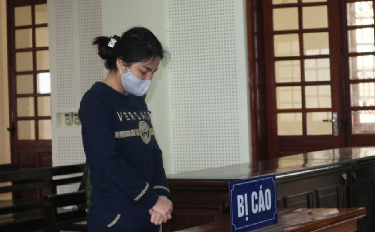 Nhận vận chuyển ma túy cho người tình để trừ nợ, Nguyễn Thị Thủy bị kết án chung thân.