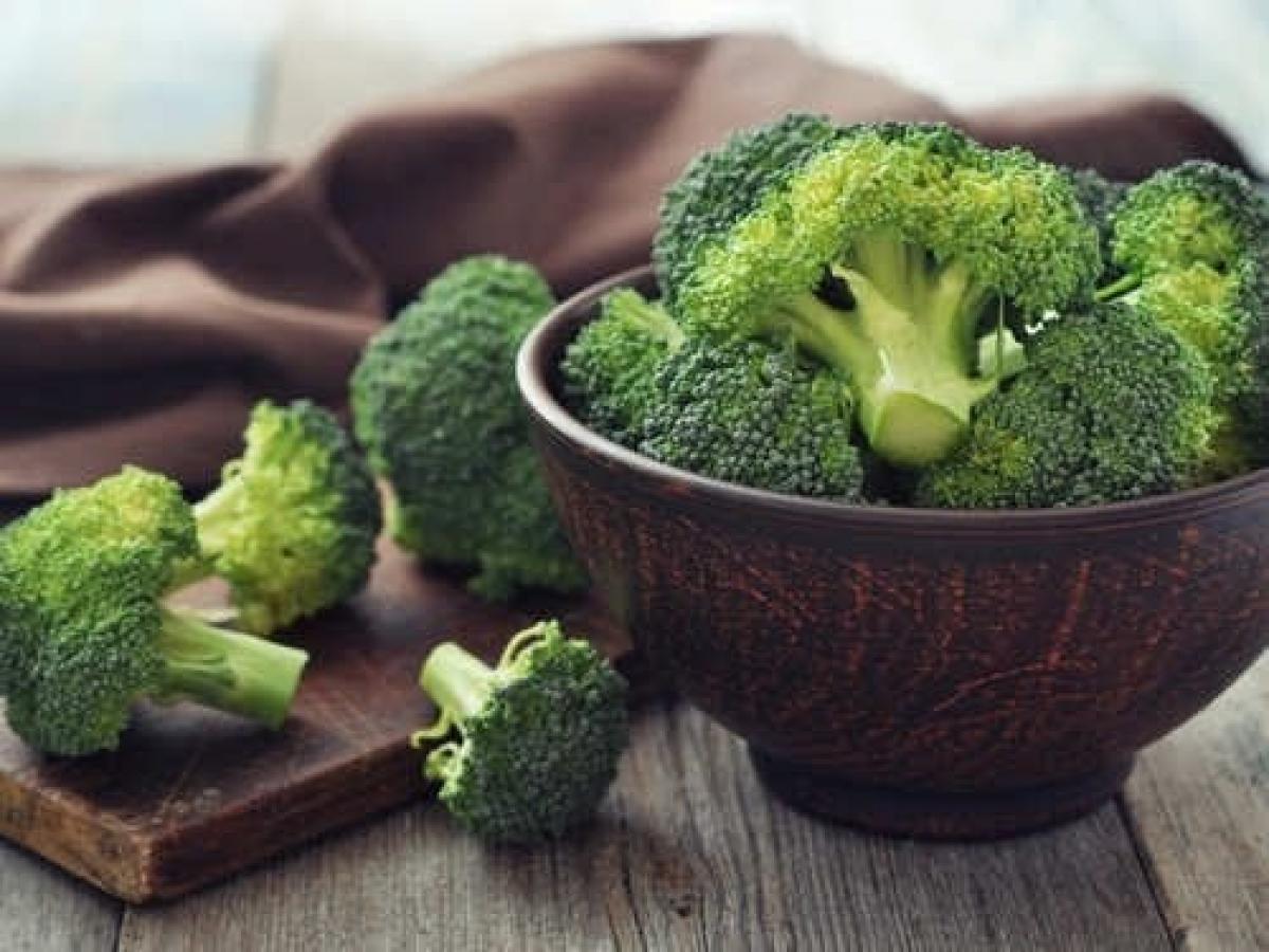 Bông cải xanh- rau không thể thiếu với người tiểu đường